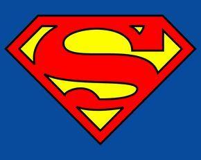 LOGO DE SUPERMAN.
