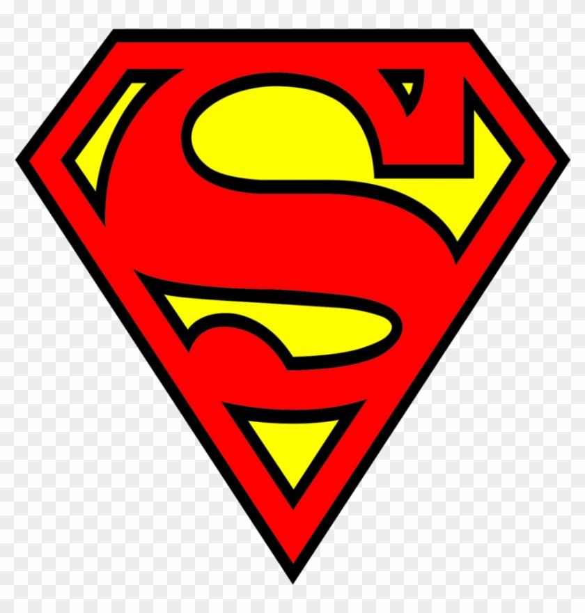 4 Superman Logo.
