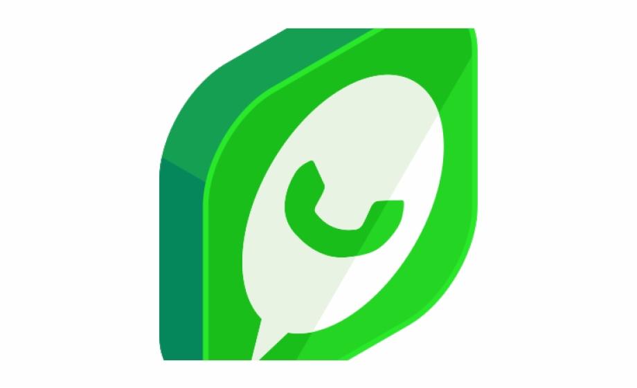 Logo De Whatsapp Png 3d.
