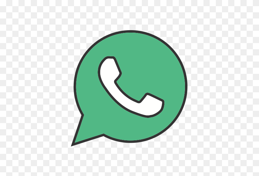 Logo Whatsapp, Whatsapp Icon With Png And Vector Format For.