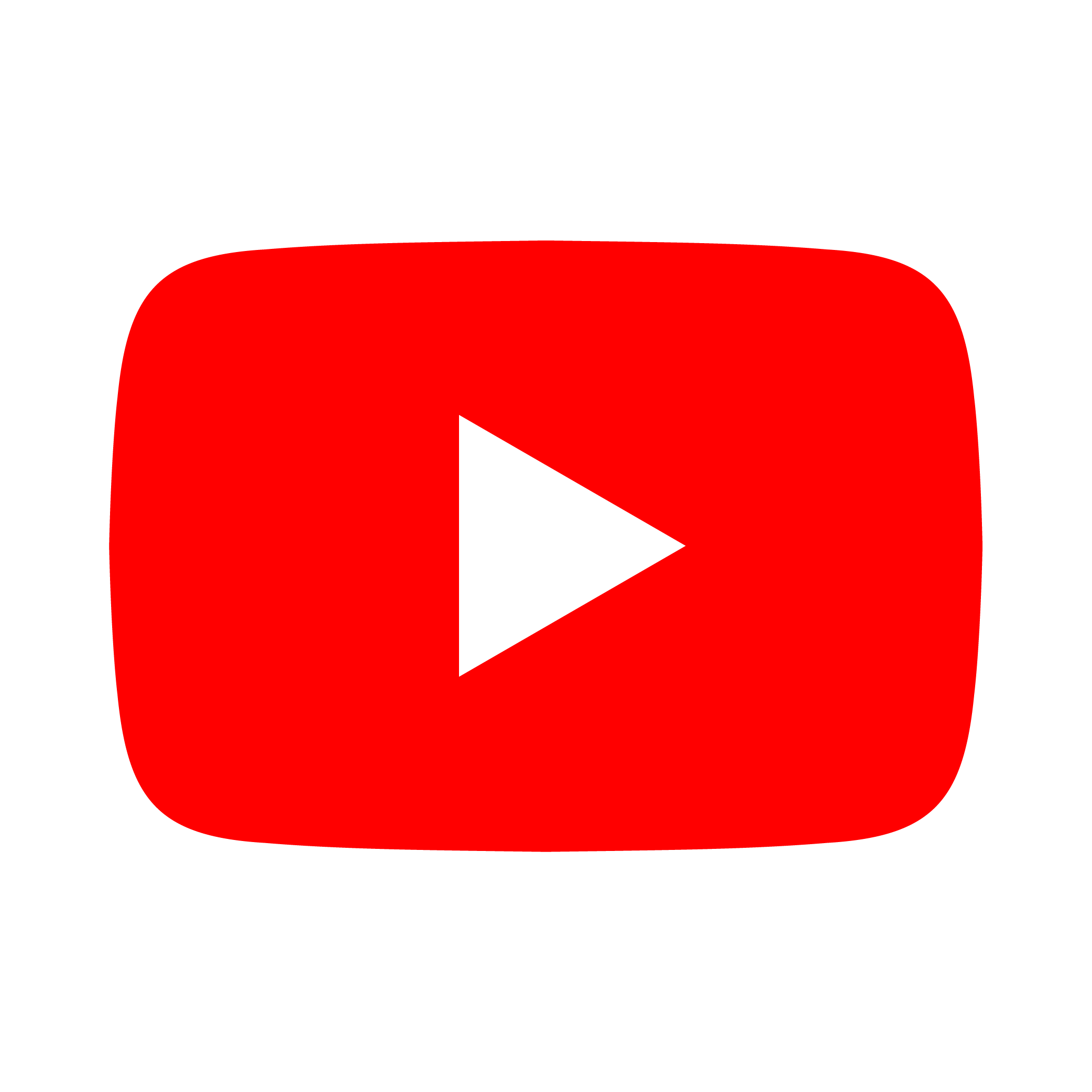 Icône Youtube HD⎪Vector illustrator (ai.) in 2019.