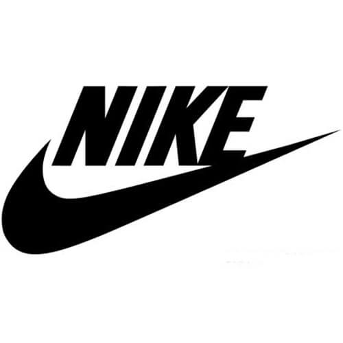Nike Logo Decal Sticker.