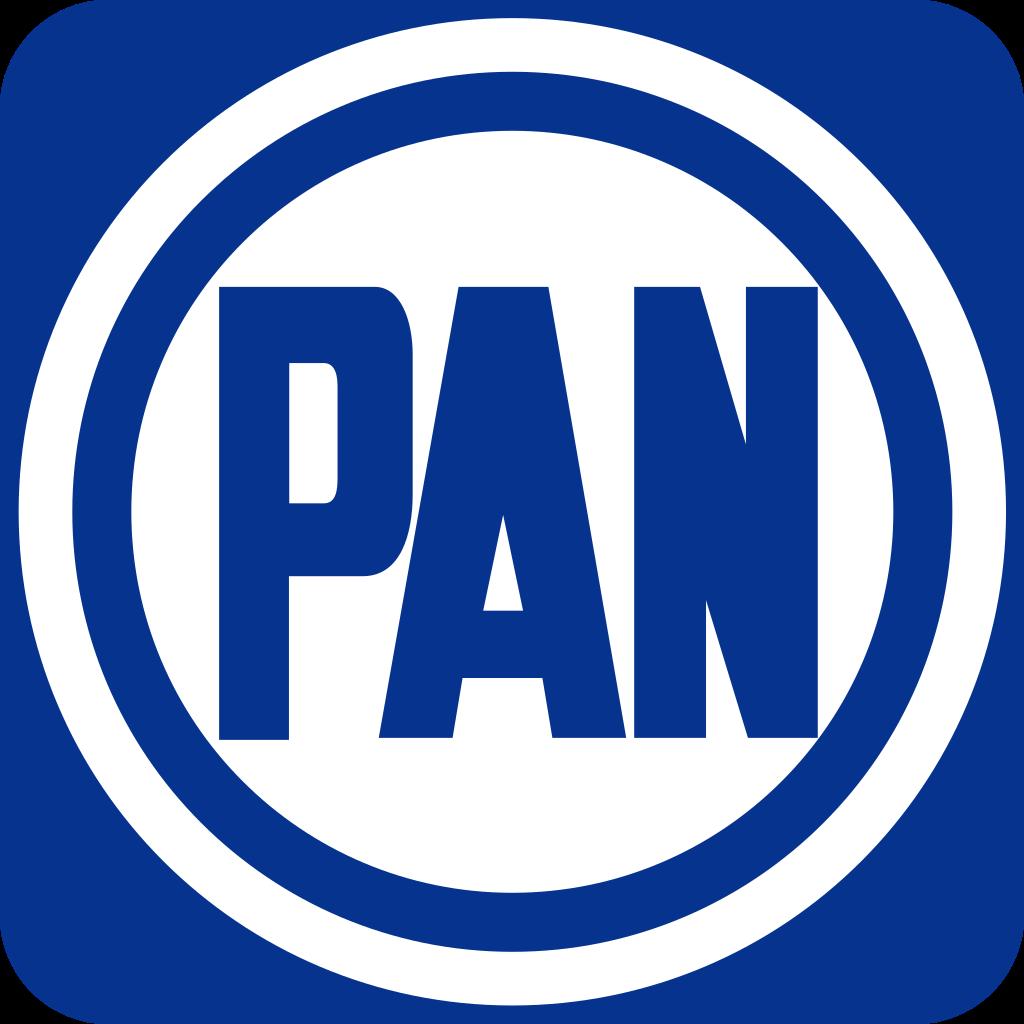File:PAN logo (Mexico).svg.
