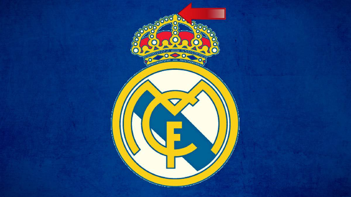 Real Madrid remove cross from logo for Middle East fans.
