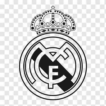 Real Madrid C.F. FC Barcelona Manchester United F.C. Logo.
