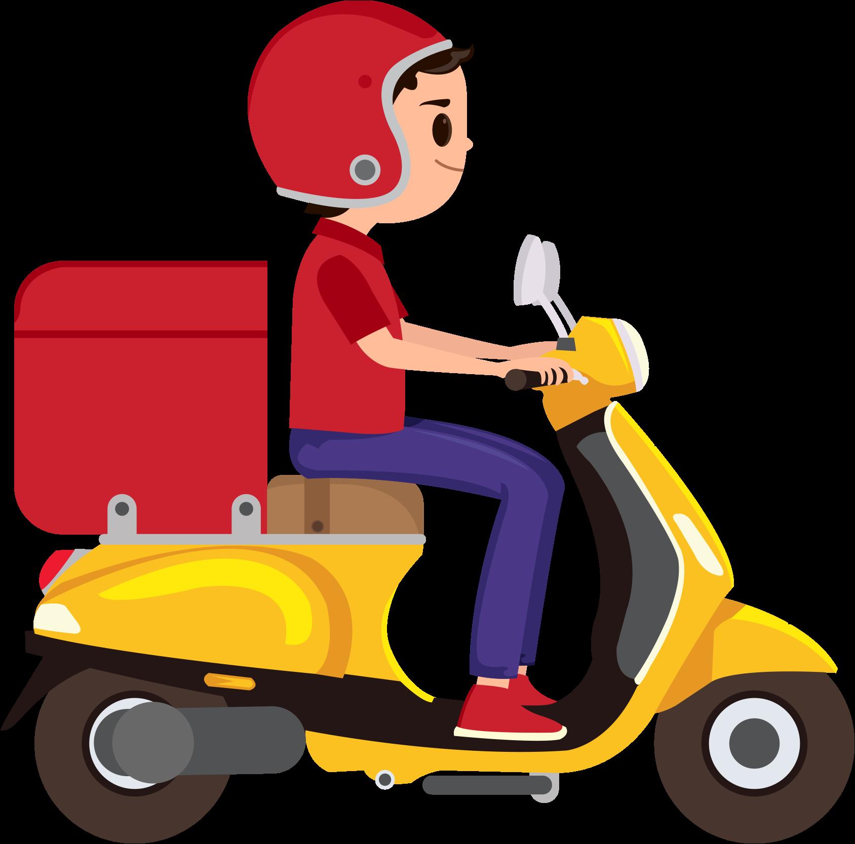 HD Delivery Boy For Qatar.