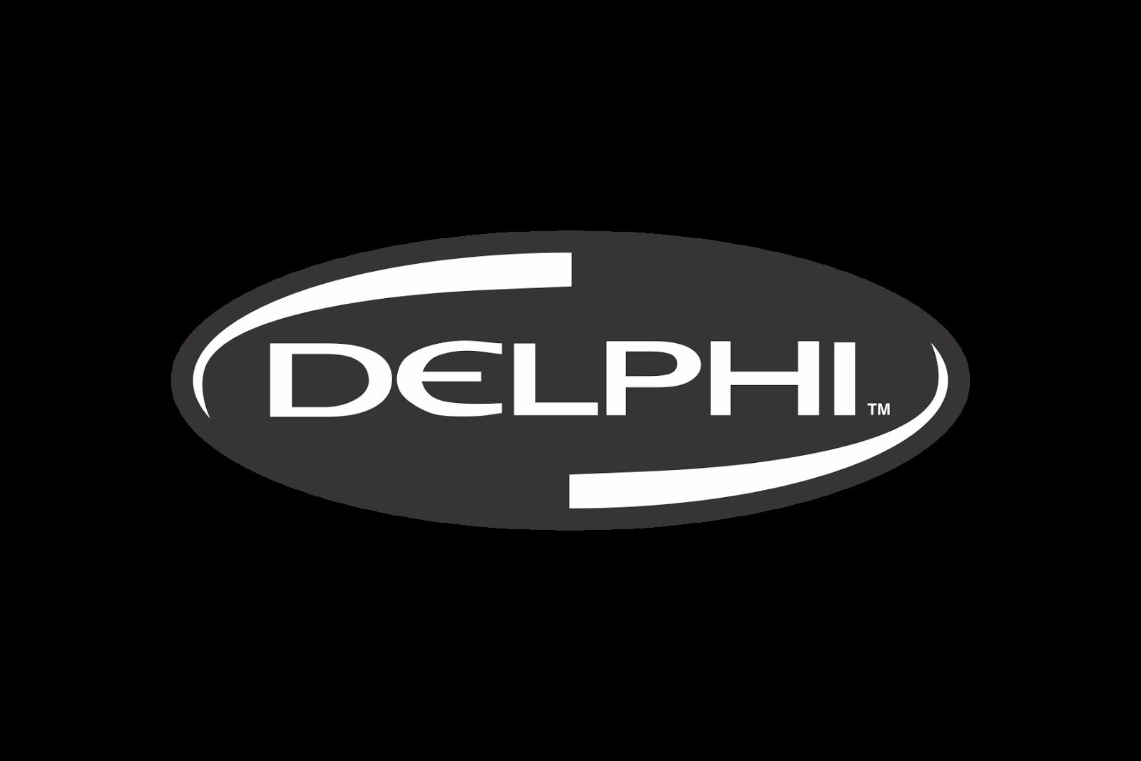Delphi Logo.