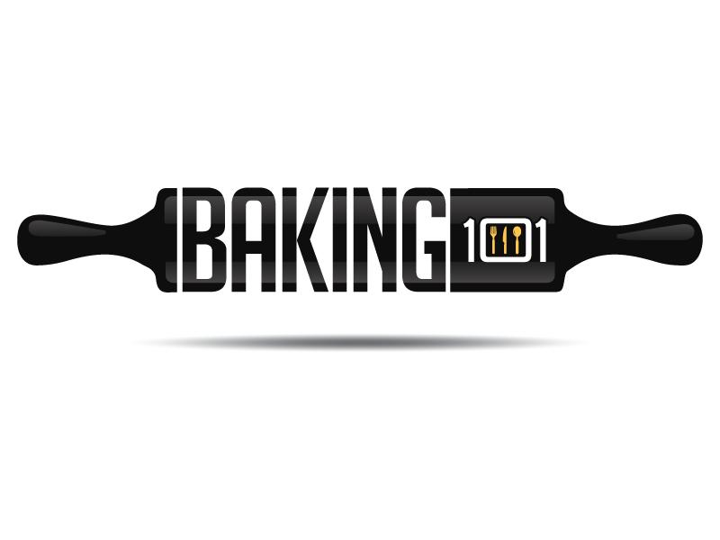 Baking 101 Logo Design on Behance.