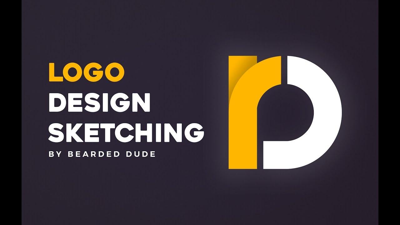 Logo Design Process.