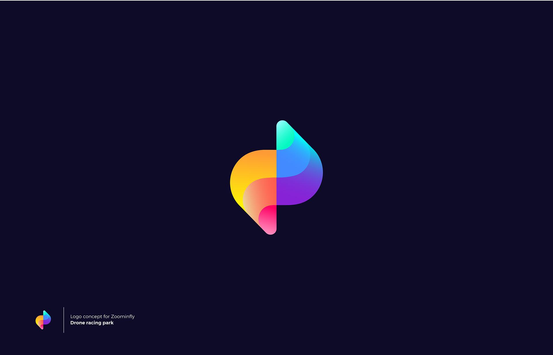 Inspirational Logo Design Trends of 2018 on Behance.