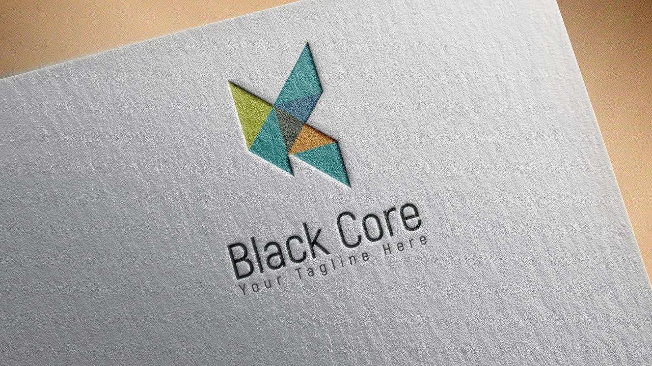 Company Logo Design Tutorial.