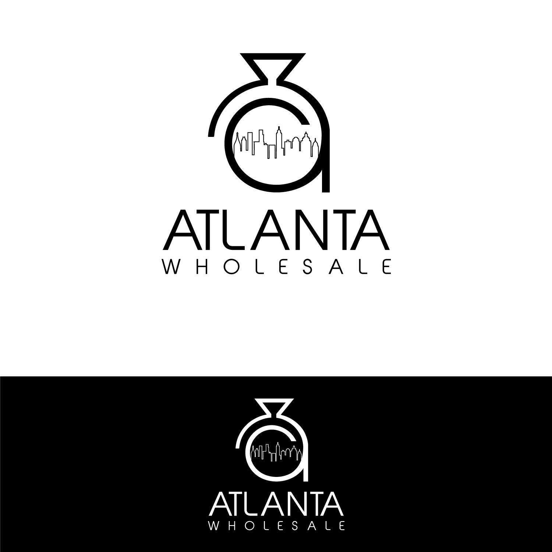 Professional, Modern, Jewelry Logo Design for Atlanta.