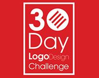 30 Day Logo Design Challenge on Behance.