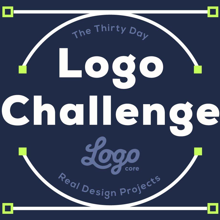 Thirty Day Logo Challenge.
