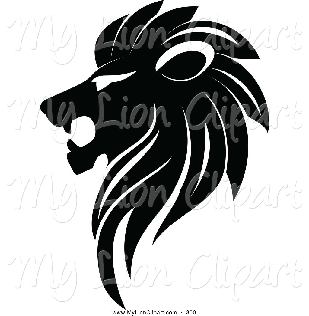 Lion logo design clipart 2 » Clipart Station.