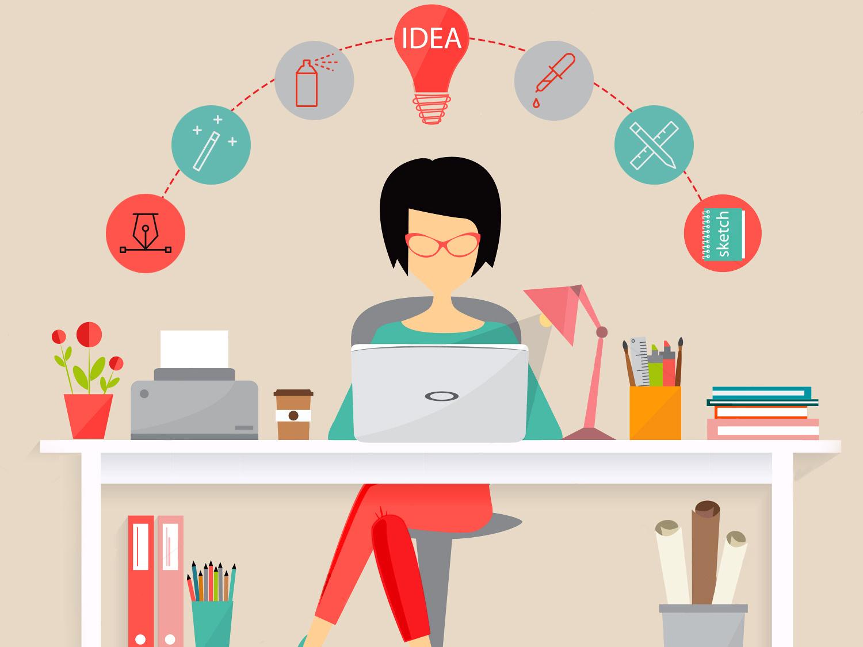 Graphic Designer, Layout Designer, Digital Illustration by.