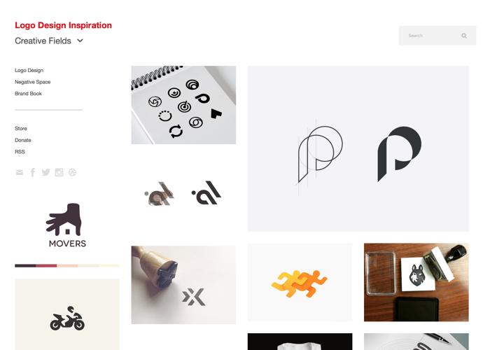 Logo Design Inspiration.