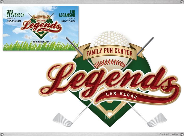 Las Vegas Logo Designs.