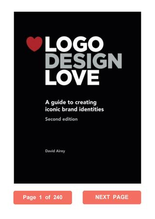 Logo Design Love David Airey PDF A Guide to Creating Iconic.