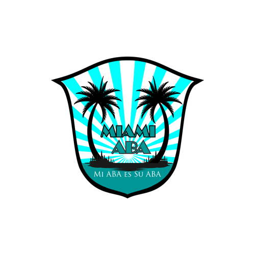 Miami Vice Logo.