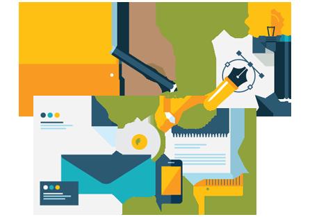 Corporate Brand design and development Services in USA.