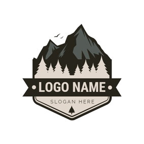 Free Mountain Logo Designs.