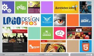 Logo Design Pros Portfolio Brochure.