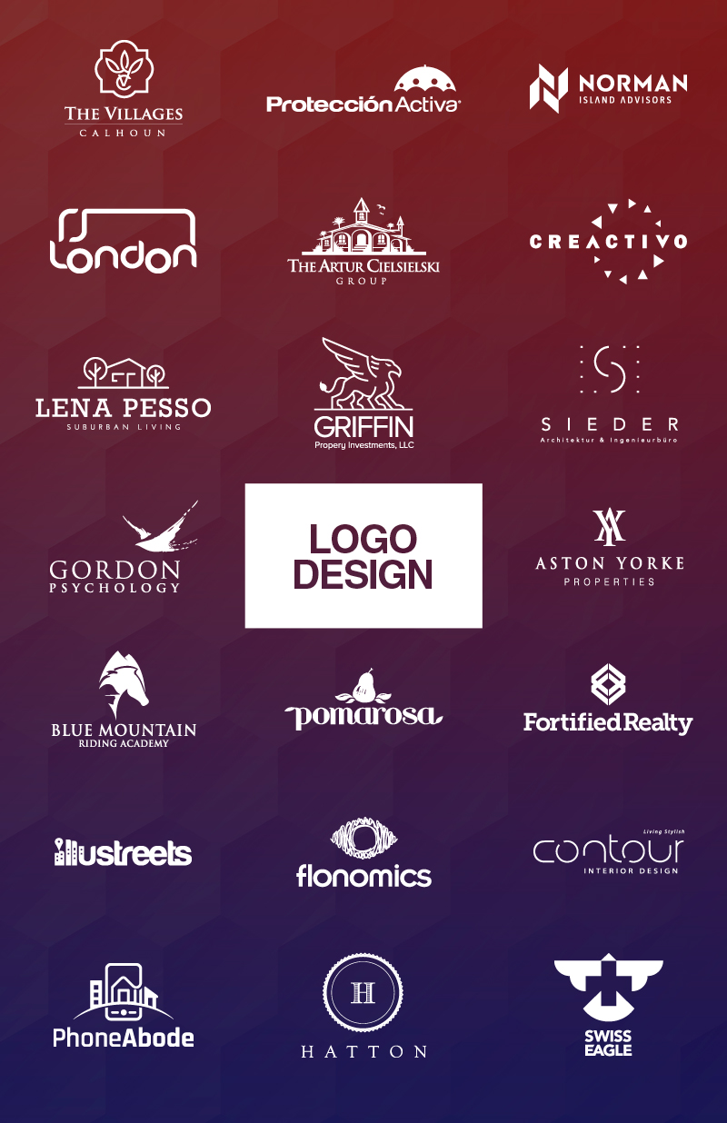 Logo Design Samples.