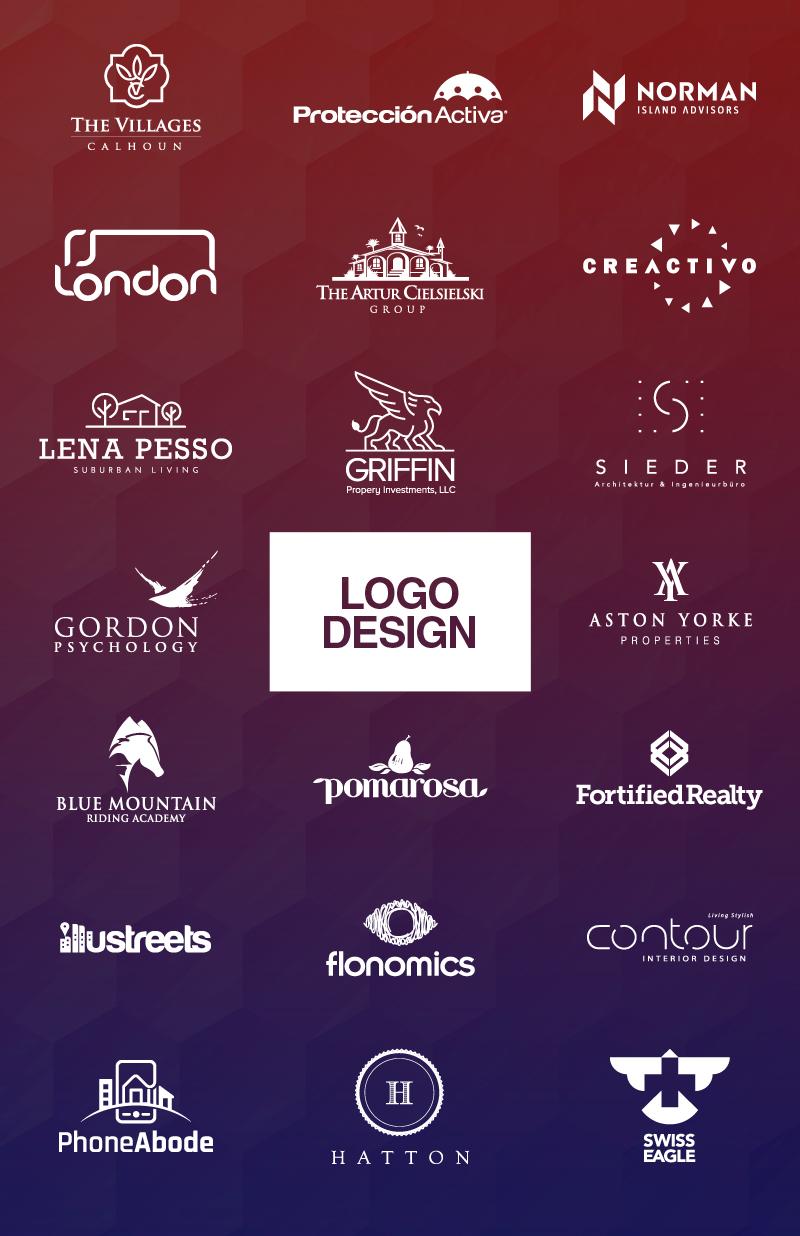 Logo Design Samples.