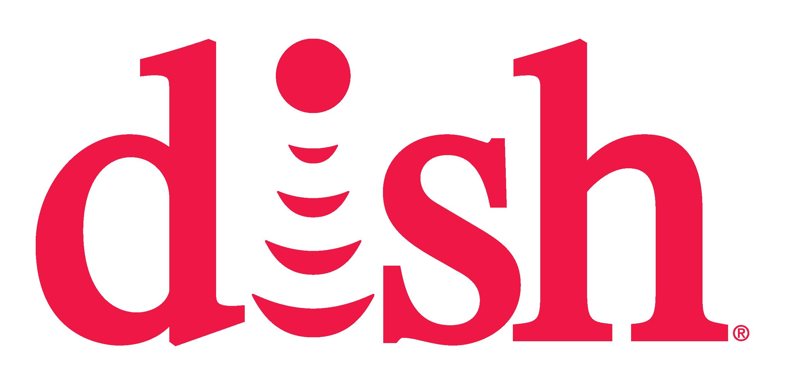 Dish Network Logo PNG Image.