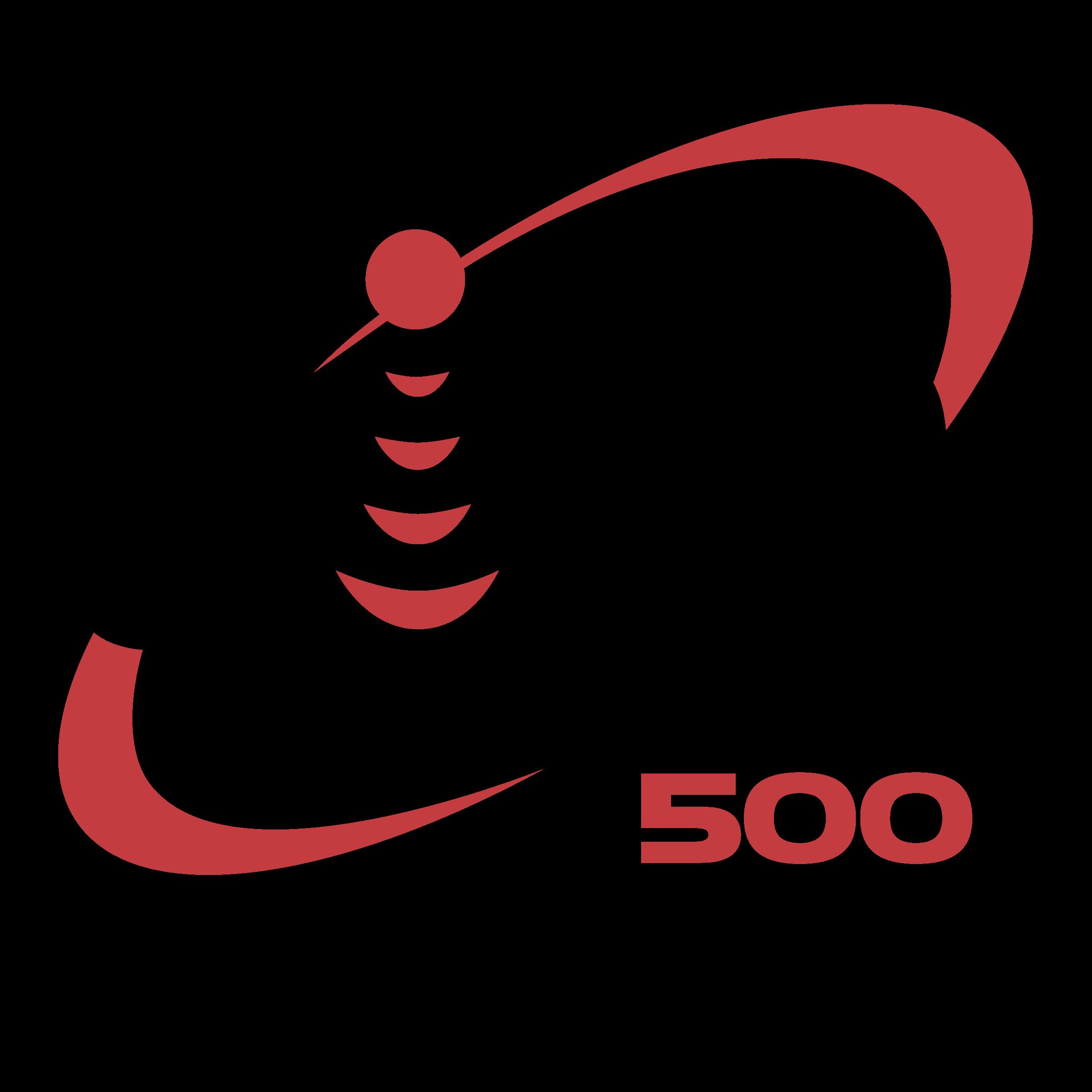 Dish 500 Logo PNG Transparent & SVG Vector.
