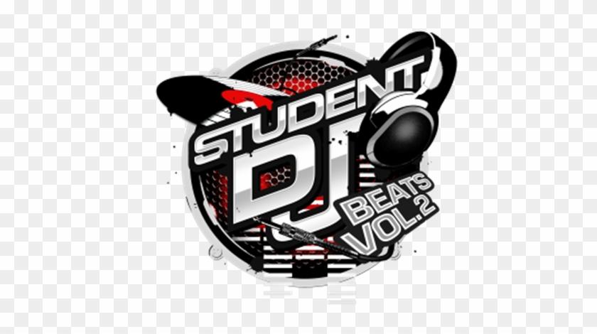 Student Dj Logo.