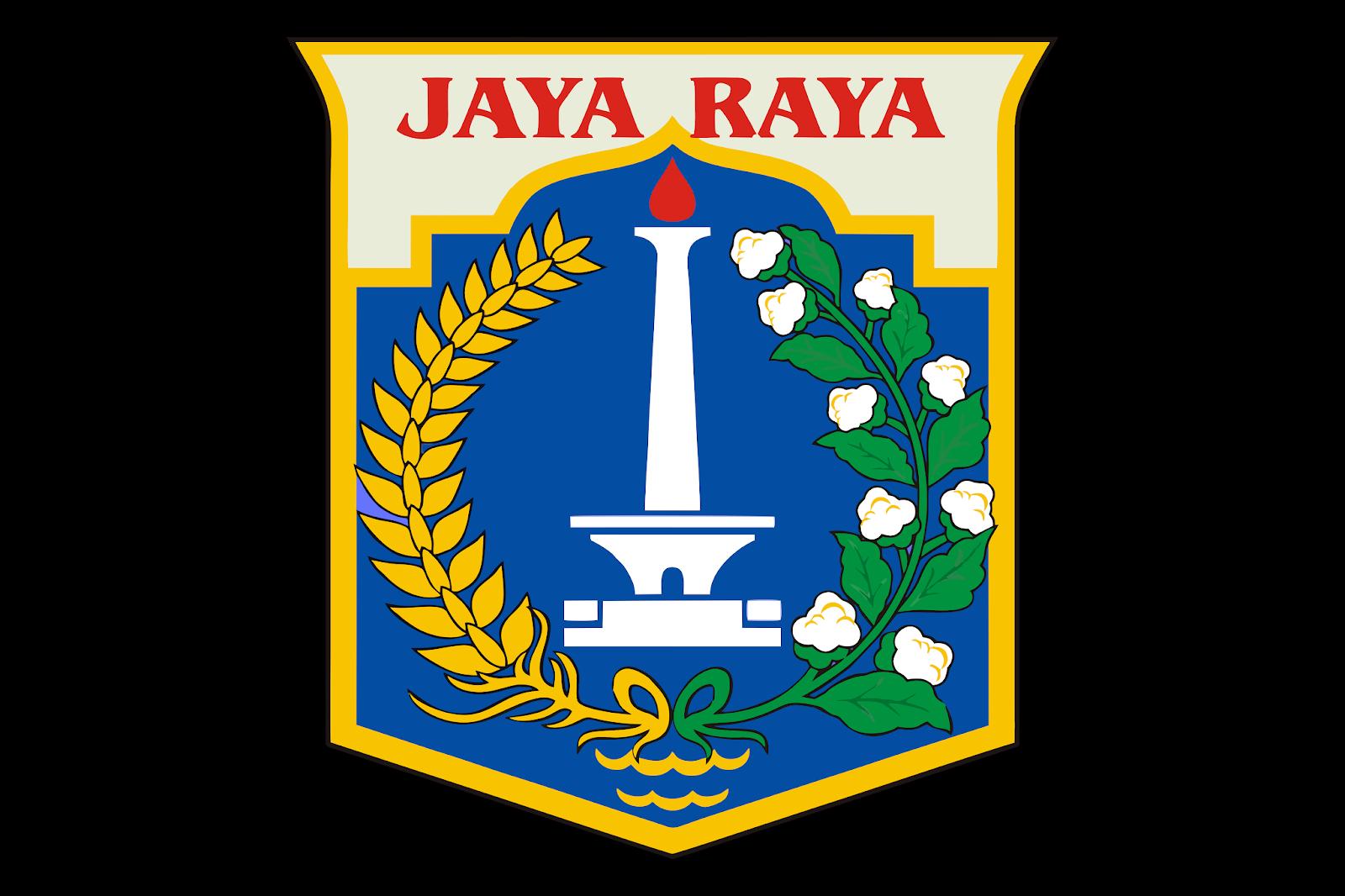 Logo Jakarta PNG.