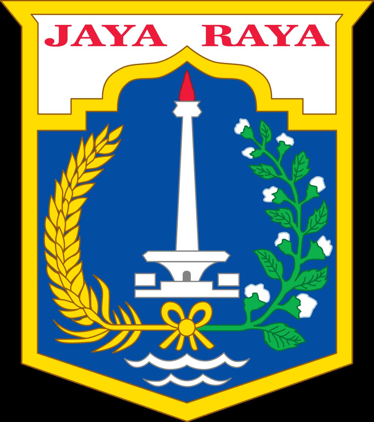 File:Coat of arms of Jakarta.svg.