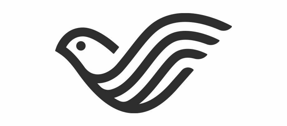 The 'dove', A Premium Quality Logo By The Logo Shop.