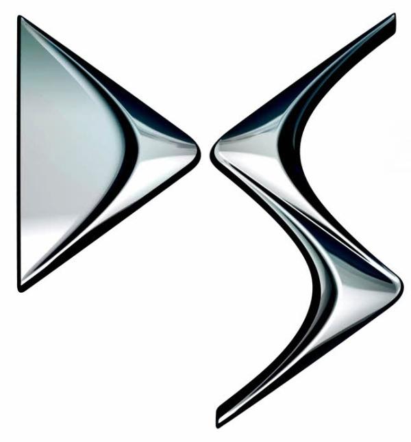 Logo Citroën DS.