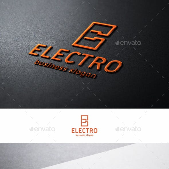 E Logo Graphics, Designs & Templates from GraphicRiver.