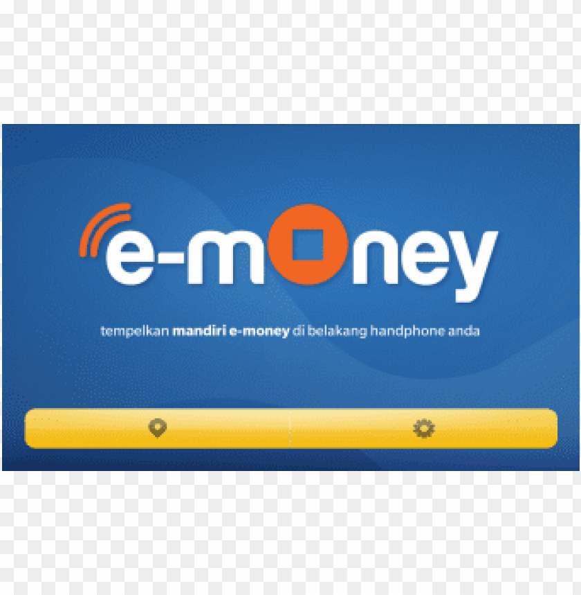 logo e money PNG image with transparent background.