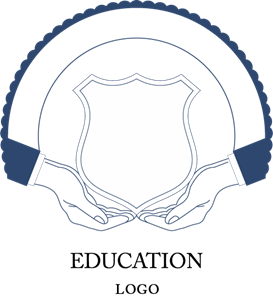 Education College School Logo Vector (.AI) Free Download.