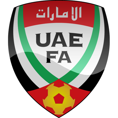 United Arab Emirates Football Logo Png.