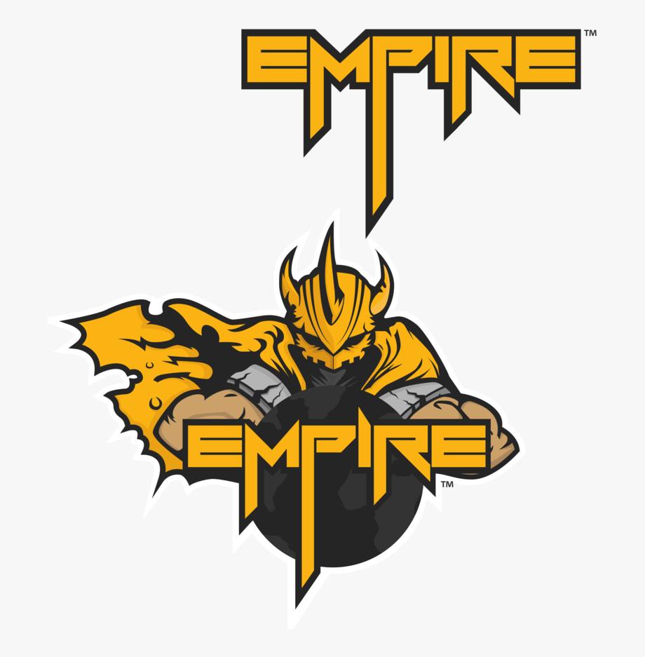 Team Logo Esports Empire , Transparent Cartoon, Free.