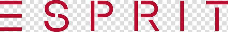 Esprit illustration, Esprit Red Logo transparent background.