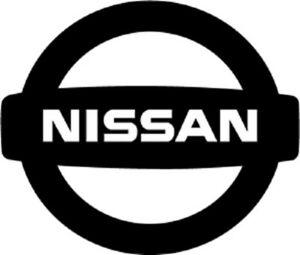 Details about Nissan Logo vinyl decal.