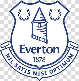 Everton Logo transparent background PNG cliparts free.