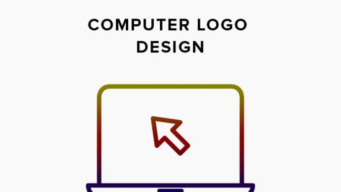 Computer Logos Design — best practices and examples.