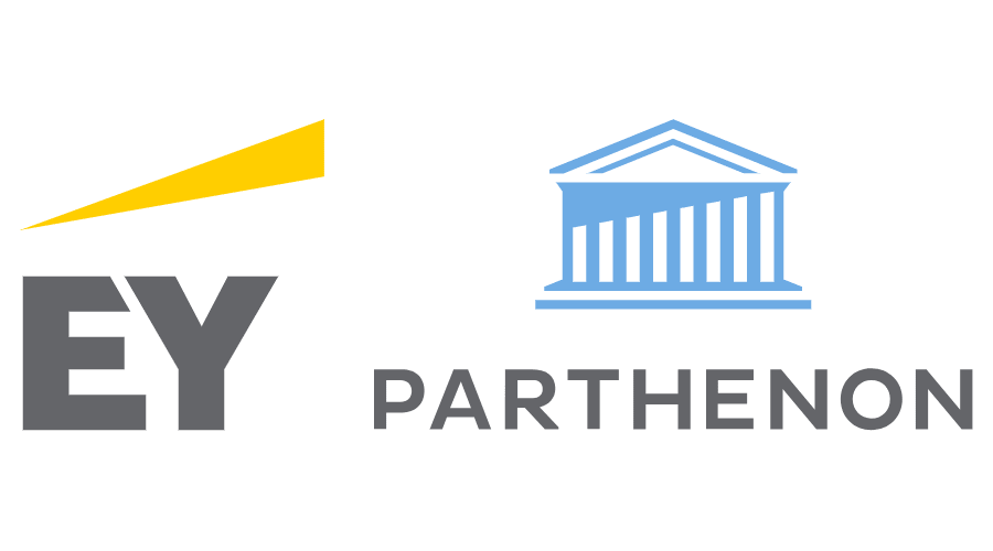 EY PARTHENON Vector Logo.