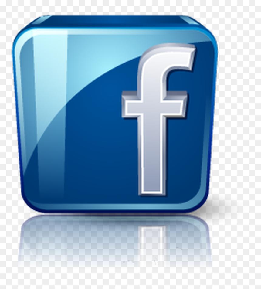 Facebook 3d Logo Transparent, HD Png Download.