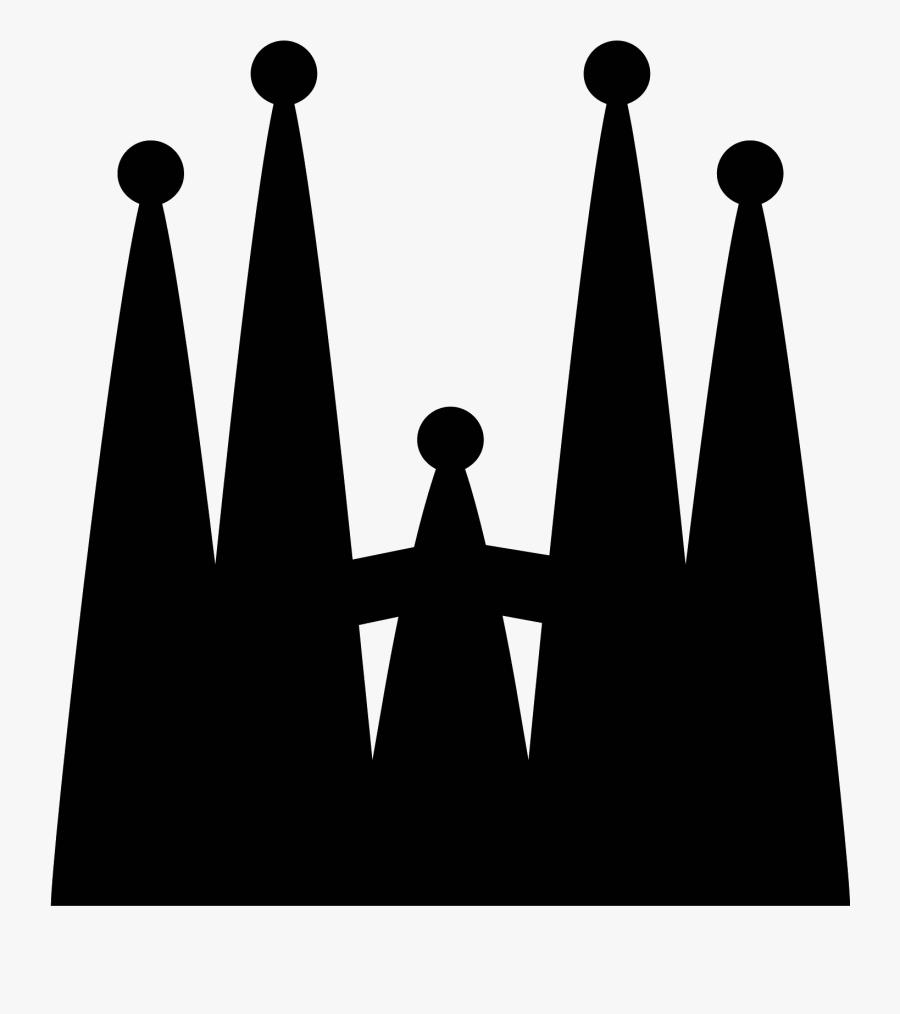 Sagrada Familia Logo .png , Free Transparent Clipart.