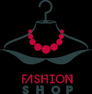 fashion shop necklace Logo Vector (.AI) Free Download.