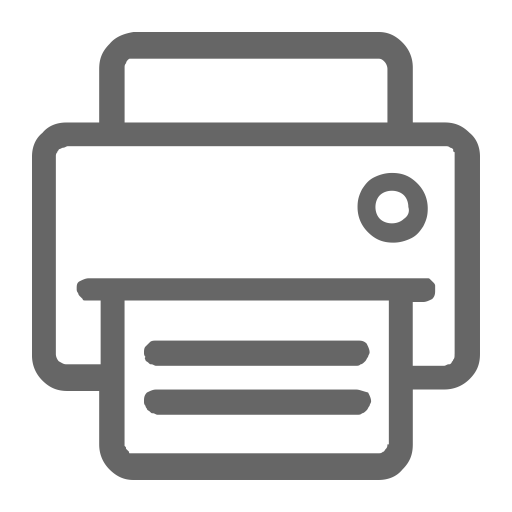 Fax, Fax Machine, Landline Icon PNG and Vector for Free.